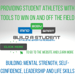 Build A Student Athlete Sports Academy Ad